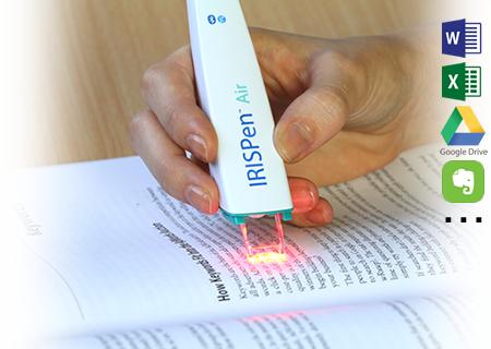 Stylo scanner IRISPen Air 7 (irislink.com)