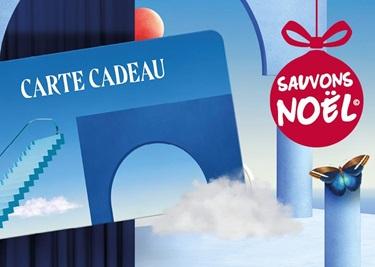 10€ offerts dès 30€ de carte cadeau achetée - Centre Commercial Beaulieu Nantes (44)