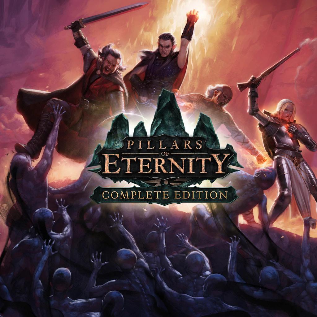 Pillars of Eternity Definitive Edition and Tyranny - Gold Edition Gratuits sur PC (Dématérialisés)