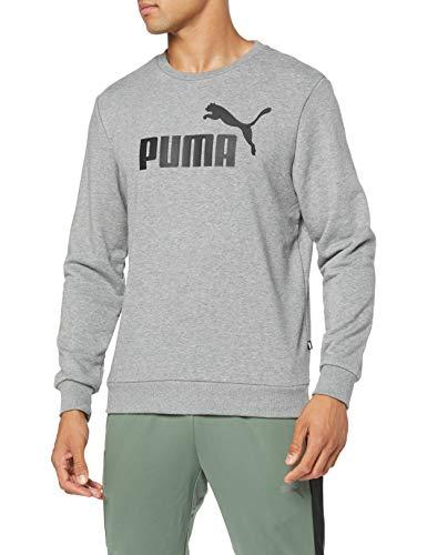 Sweatshirt Puma Ess Logo Crew pour Homme - Différentes tailles et coloris