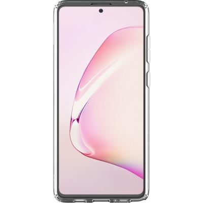 Coque de protection pour smartphone Samsung Note 10 Lite - transparent (via ODR de 10€)
