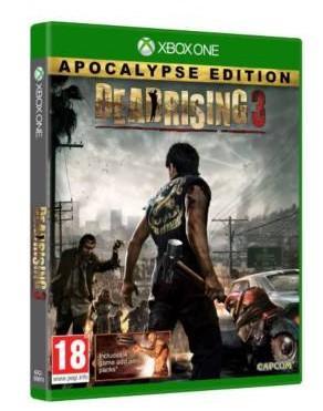 Dead Rising 3 GOTY - Edition Apocalypse sur Xbox One