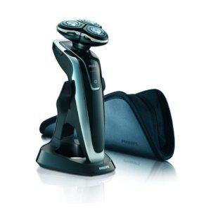 Philips - RQ1280/17 - Rasoir Wet & Dry SensoTouch 3D avec Finition Chromée après odr