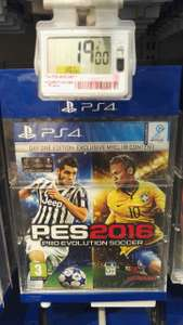 PES 2016 - Edition Day One sur PS4 / XBOX ONE