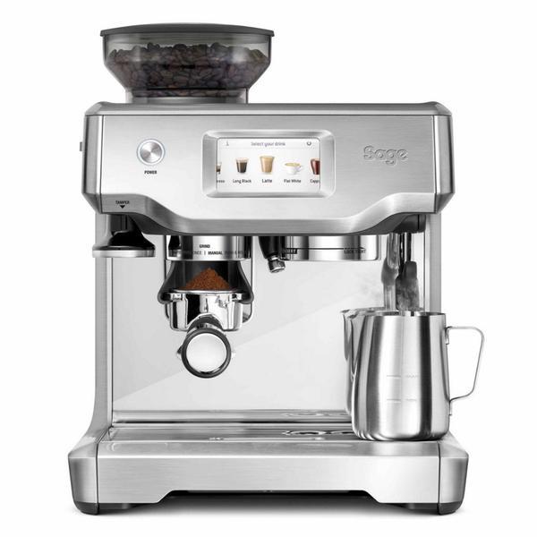 """Machine espresso Sage """"The Barista Pro"""" avec moulin intégré (lomi.coffee)"""