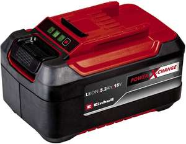 Batterie Einhell 5,2 Ah Power X-Change Plus
