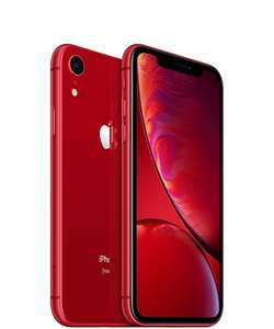 """Smartphone 6.1"""" Apple iPhone Xr - Red 64Go (Reconditionné a neuf - Vendeur Tiers)"""