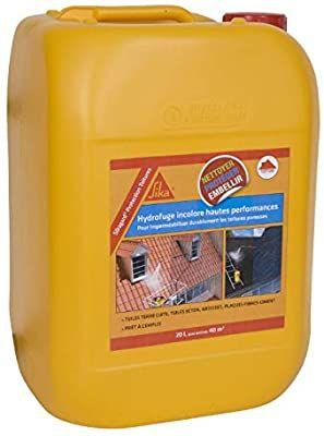 Imperméabilisant toiture Sikagard Protection Toiture - 20L