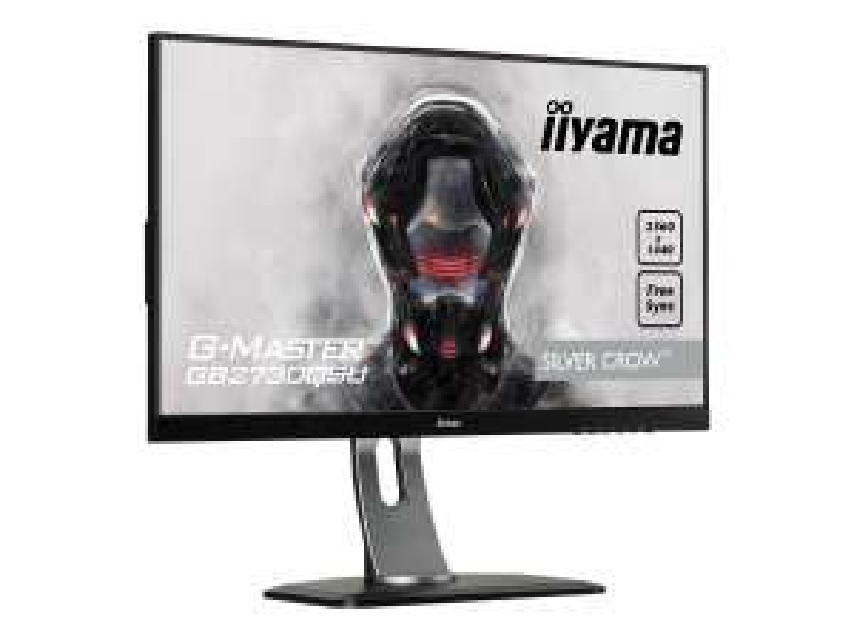"Ecran PC 27"" IIYAMA GB2730QSU-B1 - QHD, Dalle TN, 1ms, Freesync"