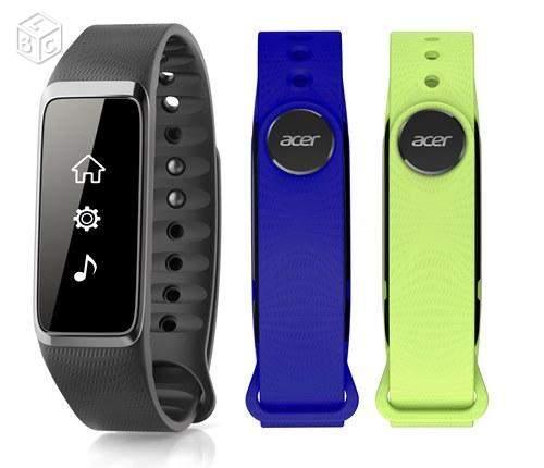 Bracelet connecté Acer Leap Active