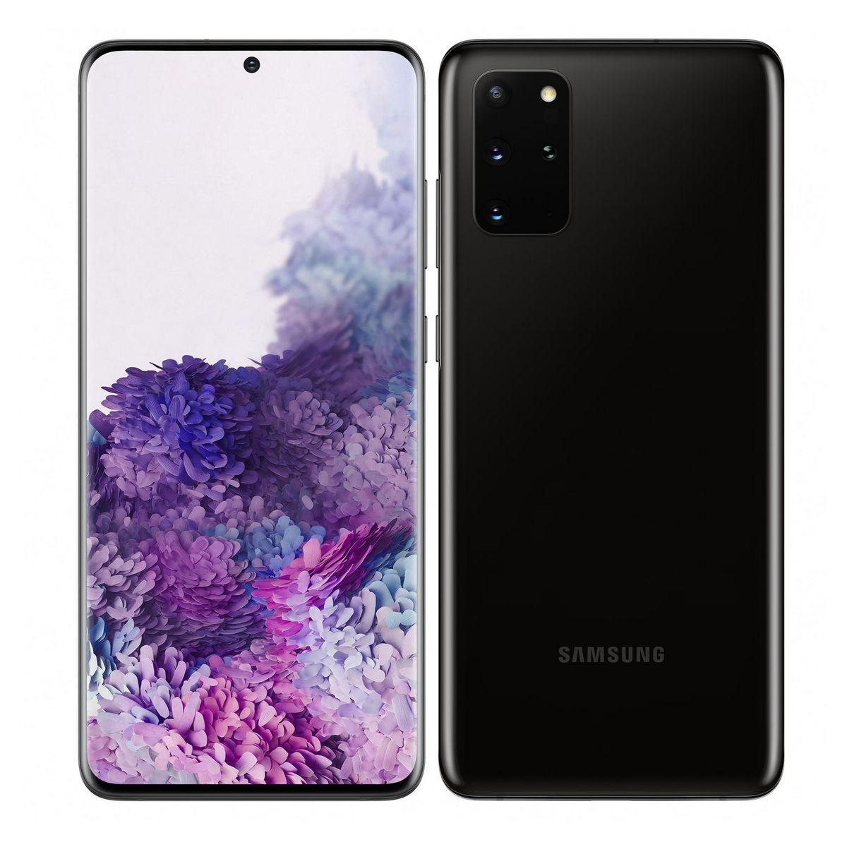 "Smartphone 6.7"" Samsung Galaxy S20+ Plus 5G - 128Go + 66,49€ en Rakuten Points"