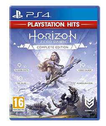 Horizon Zero Dawn Complète édition sur PS4