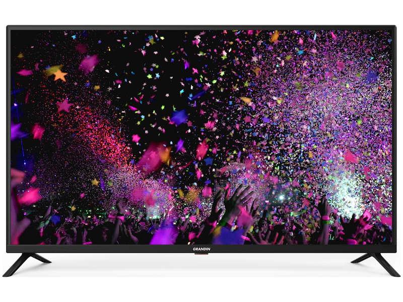 """TV LED 43"""" Grandin UD43CGB202 - UHD 4K"""