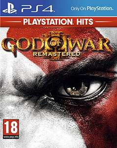 God of War 3 Remastered Playstation Hits sur PS4