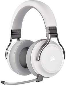 Micro-casque Corsair Virtuoso RGB Wireless - Blanc