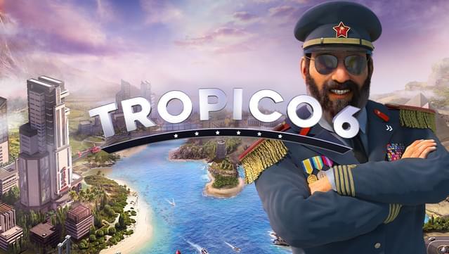 Tropico 6 sur PC (Dématérialisé - DRM-Free - Via VPN Russie)