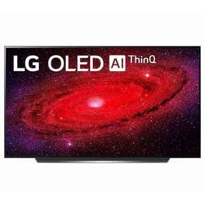 "TV 77"" LG OLED 77CX6 - 4K 10 Bits / 100 Hz, HDR10 + Dolby Vision, Wi-Fi + DLNA + Airplay 2"