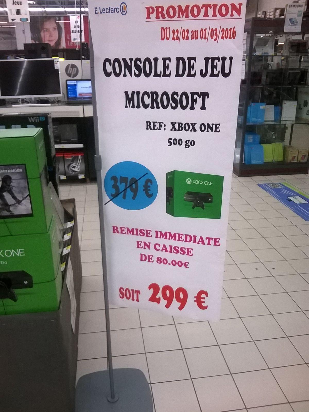 Console Microsoft Xbox One