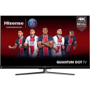 """TV 65"""" Hisense 65U8QF - QLED, 100 Hz (via ODR de 300€)"""
