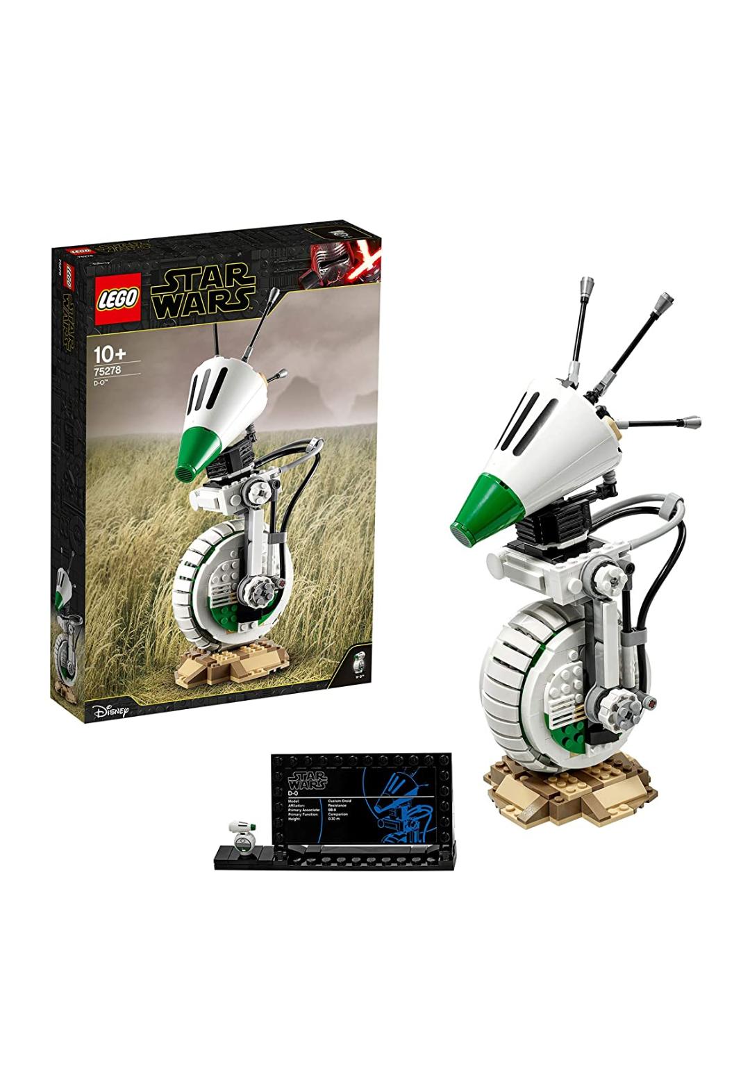 Jeux de Construction Lego D-O Star Wars (75278)