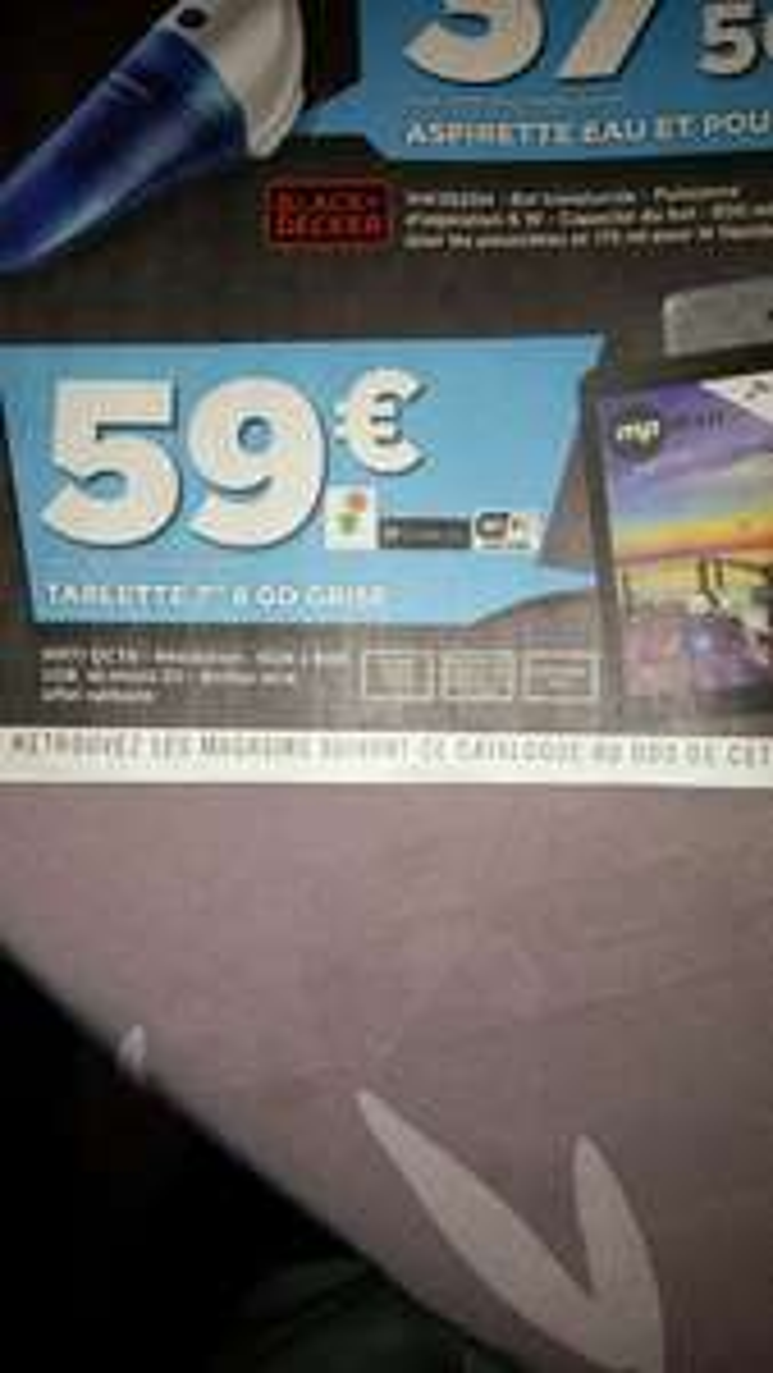 "Tablette 7"" MPMan MP71 Octa 8 Go"