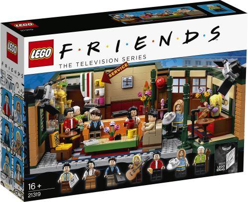 Sélection de packs Lego en promotion - Ex : LEGO Friends 21319 Central Perk