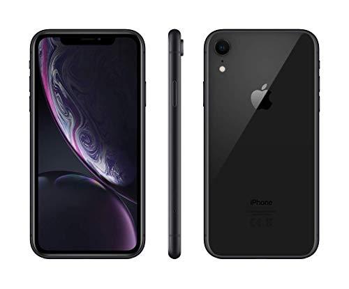 """Smartphone 6.1"""" Apple iPhone Xr - 128Go, Noir (Reconditionné - vendeur tiers)"""