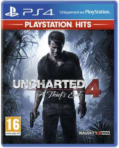 Uncharted 4: A Thief's End sur PS4