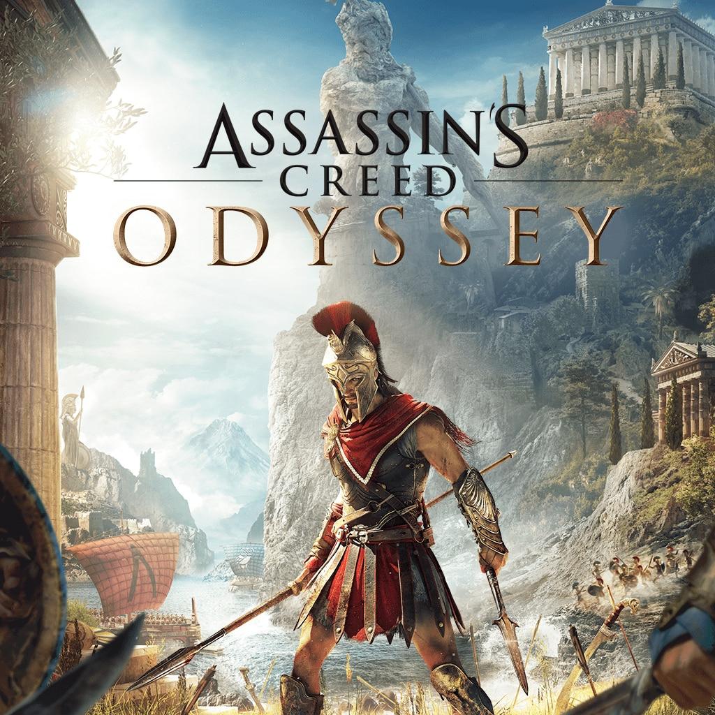 Assassin's Creed Odyssey sur PS4 (Dématérialisé)