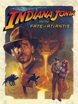 Jeu Indiana Jones and the Fate of Atlantis sur PC (Dématérialisé)