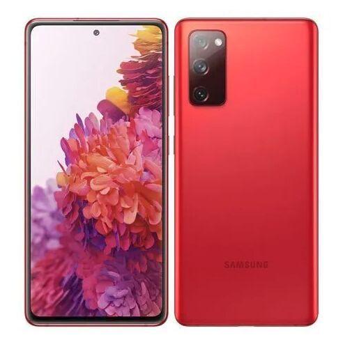 "Smartphone 6.5"" Samsung Galaxy S20 FE 5G - FHD+, 8 Go RAM, 256 Go, Rouge (+69.60€ en Rakuten Points)"