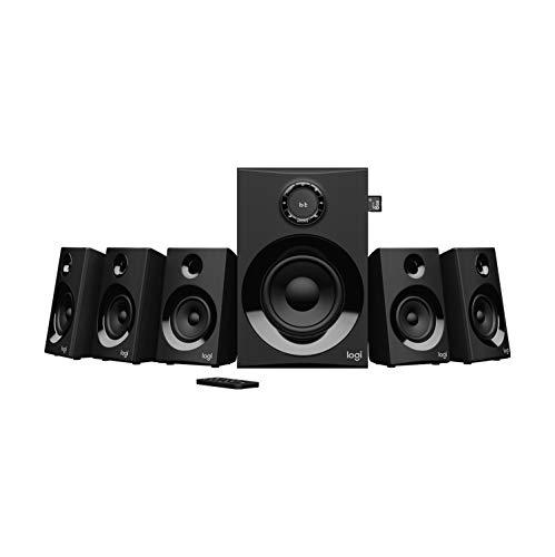 Système audio 5.1 Logitech Z607 - 160W, RCA, USB