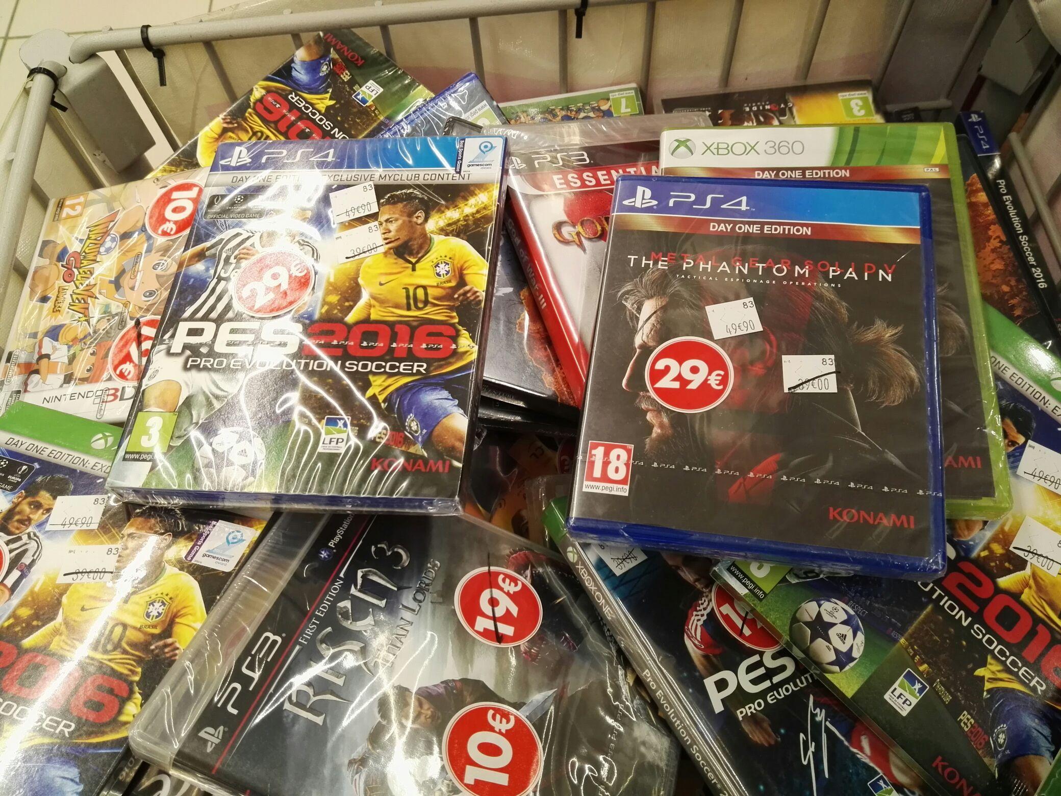 Sélection de jeux vidéo PS3, PS4, Nintendo 3DS, Xbox One, Xbox 360 et PC en promotion - Ex: Uncharted 3 sur PS3