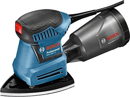 Ponceuse vibrante Bosch 160-1 A multi - 180 Watt + L-boxx