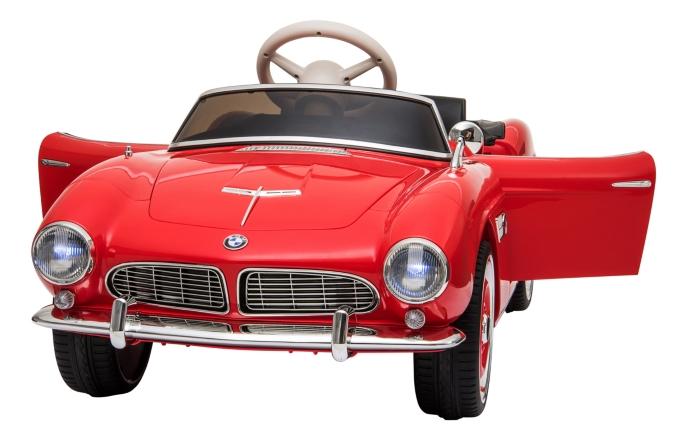 Voiture électrique BMW 507 pour Enfant - Rouge