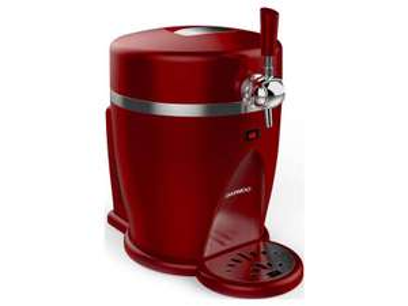 Tireuse à bière Daewoo BD-150R - Rouge, 5 L