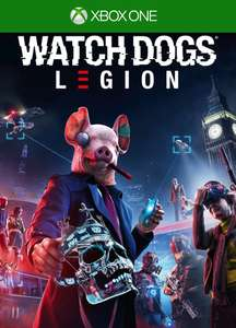 Watch Dogs: Legion sur PS4 et Xbox One