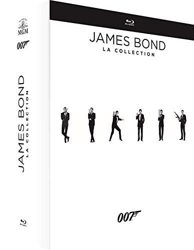 Coffret Blu-ray James Bond 007 L'Intégrale des 24 Films - Édition Limitée