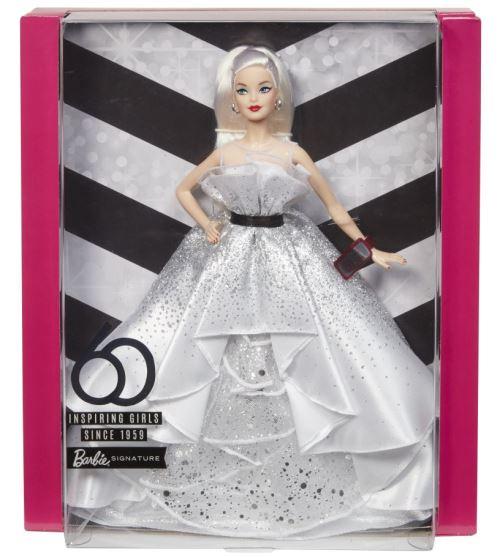 Poupée Barbie - Édition Signature Collector 60ème anniversaire