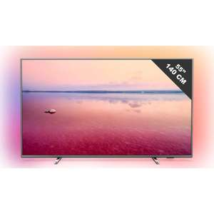 """TV LED 55"""" Philips 55PUS6754/12 - 4K UHD, HDR10+, Ambilight 3 côtés, Dolby Vision & Atmos, Smart TV"""