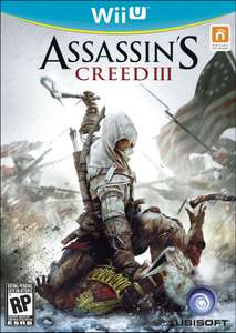 Assassin's Creed 3 sur Wii U