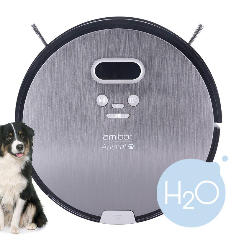Aspirateur robot Amibot Animal Premier H2O