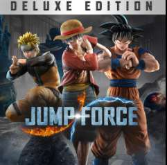 Jump Force Deluxe edition PS4
