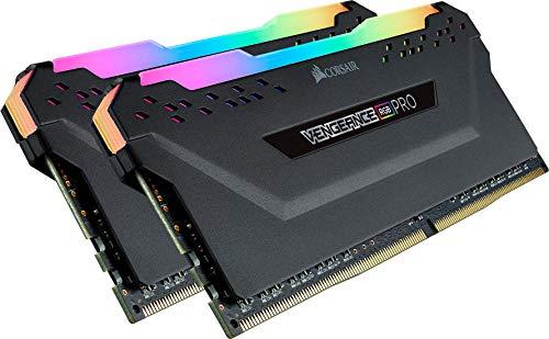 Kit Mémoire DDR4 Corsair Vengeance RGB Pro 16 Go (2 x 8 Go) - 3600 MHz, CL18