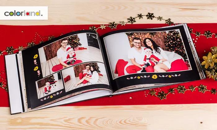 Sélection d'offres Colorland - Ex : Livre photo A4 premium 100 pages
