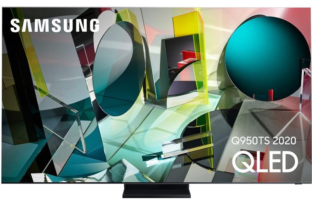 "TV 65"" Samsung QE65Q950TS 2020 - QLED 8K + Samsung galaxy S20 ultra offert"