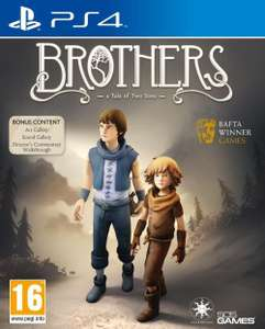 Brothers: A Tale of Two Sons sur PS4