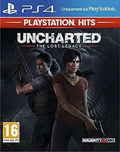 Jeu Uncharted: The Lost Legacy Playstation Hits sur PS4