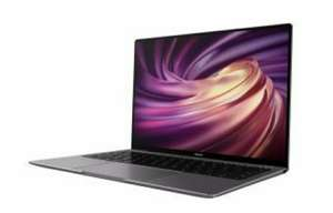 """PC Ultra-Portable Huawei MateBook X Pro 13,9"""" Intel Core i7 16 Go RAM 1 To SSD GeForce MX250 Gris Anthracite + Housse en cuir"""