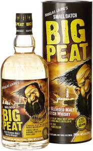 Scotch Whisky Ecossais Big peat - 70cl